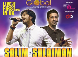 Salim Sulaiman Tickets 2019 20 Tour Concert Dates Ticketmaster Uk