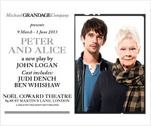 Peter and Alice Tickets
