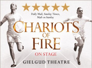 Chariots of FireTickets