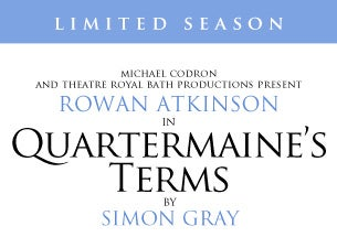 Quartermaine's Terms Tickets