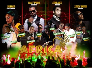 Africa Unplugged Tickets