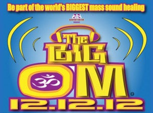 The Big Om Tickets