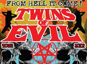 Twins of Evil Tickets