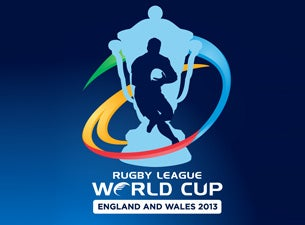 Rugby League World Cup Tickets