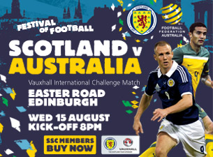 Scotland Tickets