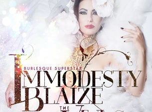 Immodesty Blaize Tickets