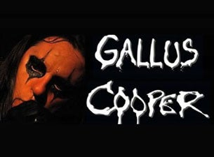 Gallus Cooper Tickets