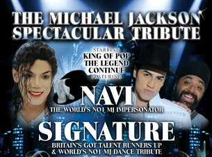 King of Pop - the Michael Jackson Experience Tickets