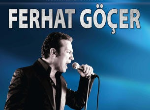Ferhat Gocer Tickets