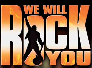 We Will Rock You (Touring) Tickets