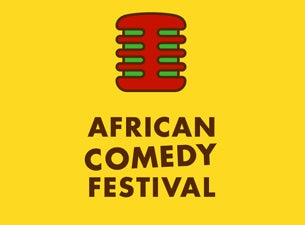 African Comedy FestivalTickets