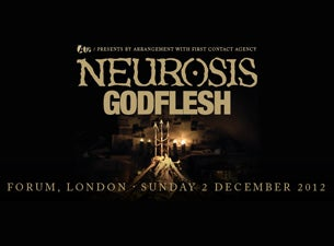 Neurosis Tickets