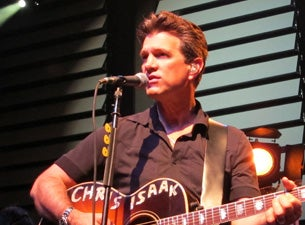Chris Isaak Tickets