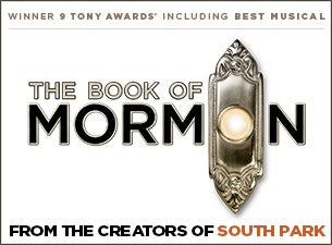 The Book of Mormon (London) Tickets