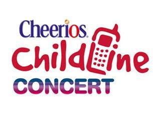 Cheerio's Childline ConcertTickets