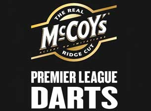 Premier League Darts Tickets