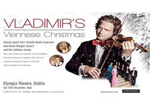 Vladimir's Viennese ChristmasTickets