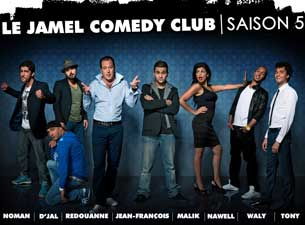 Jamel Comedy Club Tickets