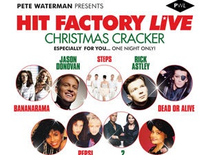 Hit Factory LiveTickets