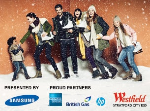 Westfield Stratford City Ice Rink Tickets