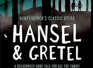 Hansel & Gretel Tickets