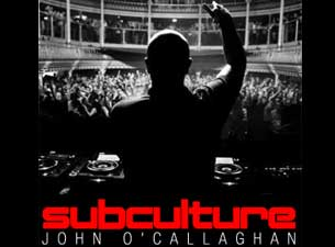 John O'Callaghan Tickets