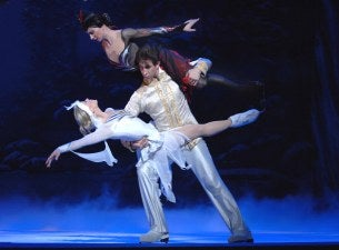 Swan Lake On Ice Tickets