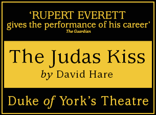 Judas Kiss Tickets