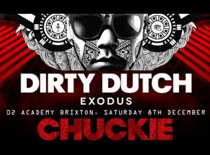 Dirty Dutch ExodusTickets