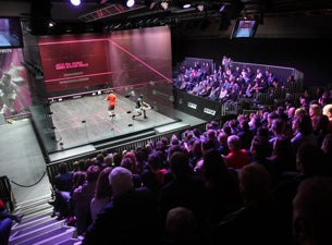 ATCO World Series Squash Finals Tickets