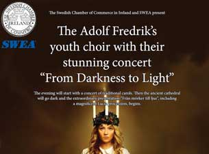 Adolf Fredrik's Youth Choir Tickets