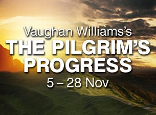Pilgrim's Progress Tickets
