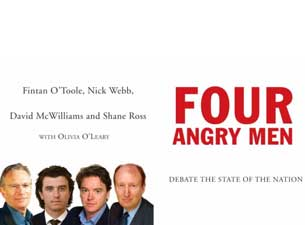 Four Angry Men Tickets