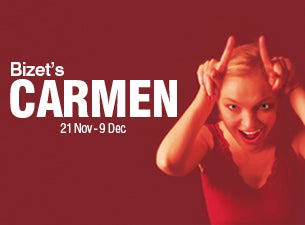 Carmen - English National Opera Tickets