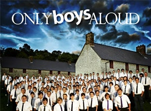 Only Boys AloudTickets