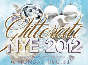Glitterati New Year's Eve Tickets