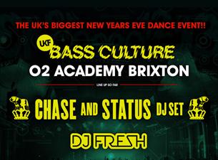 UKF Bass CultureTickets