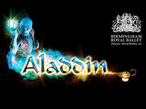 Aladdin - Birmingham Royal Ballet Tickets