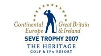 Seve Trophy Tickets