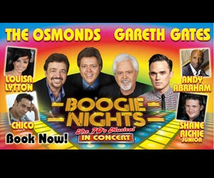 Boogie Nights Tickets
