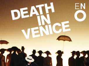 Death In Venice - English National Opera Tickets
