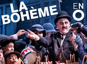 La Boheme - English National Opera Tickets