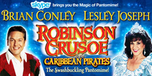Robinson Crusoe and the Caribbean Pirates Tickets