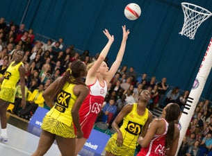 International Netball Tickets