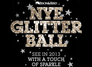 New Year's Eve Glitter Ball Tickets