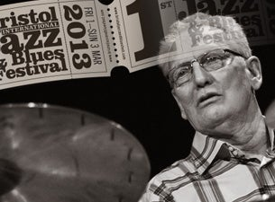 Ginger Baker Jazz ConfusionTickets