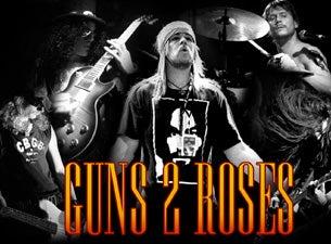 Guns 2 RosesTickets