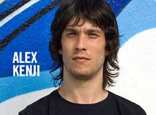 Alex KenjiTickets