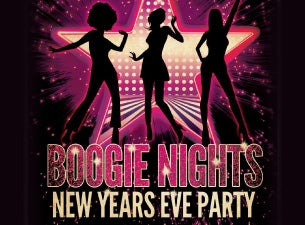 Boogie Nights - New Year's EveTickets