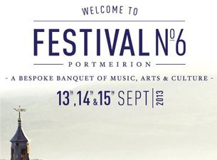 Festival No. 6 Tickets